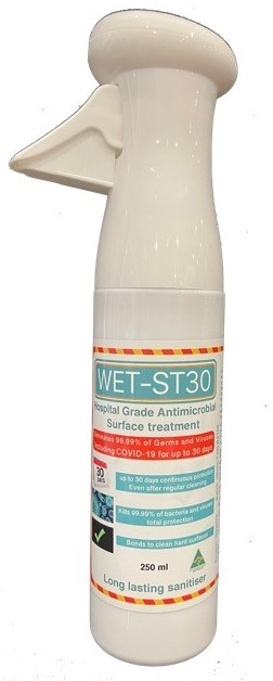 WET-ST30 Surface Sanitiser